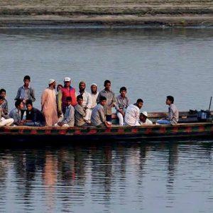 The Escape Through The River Brahmaputra