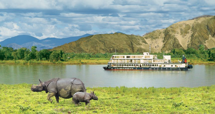 Taking Things Nice And Slow In India With A River Cruise