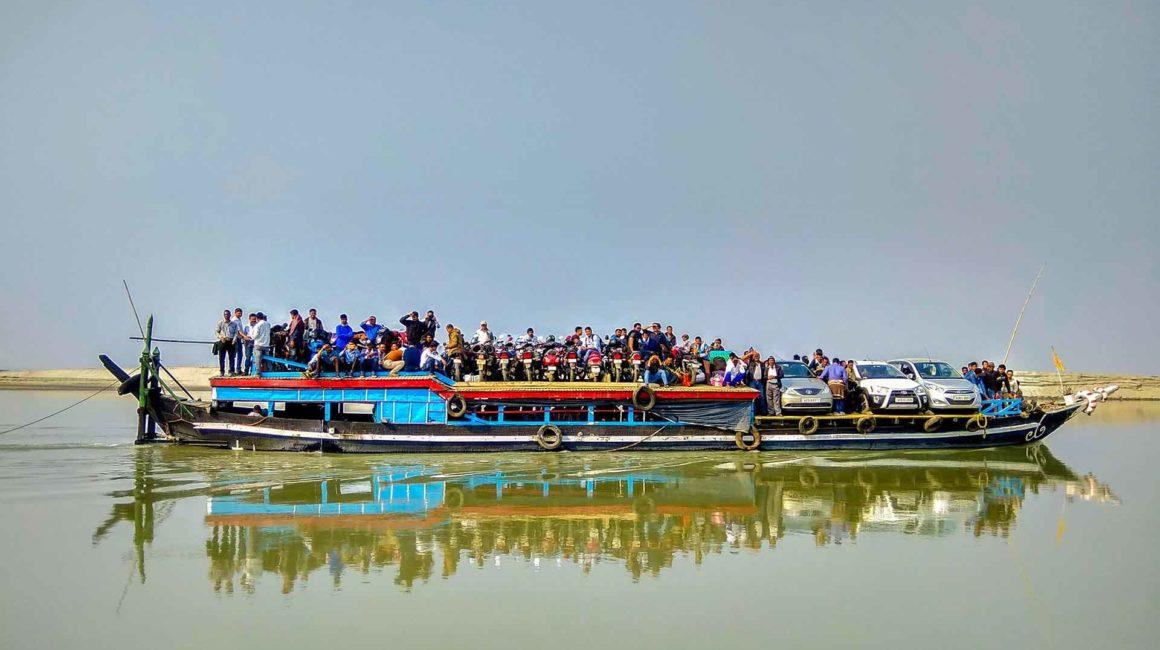 Destination River Brahmaputra