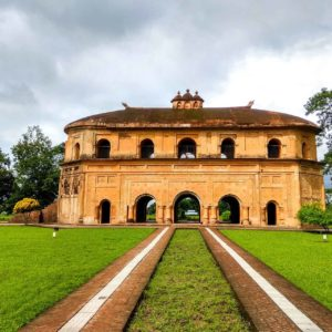 The Palaces and Temples, Sivasagar