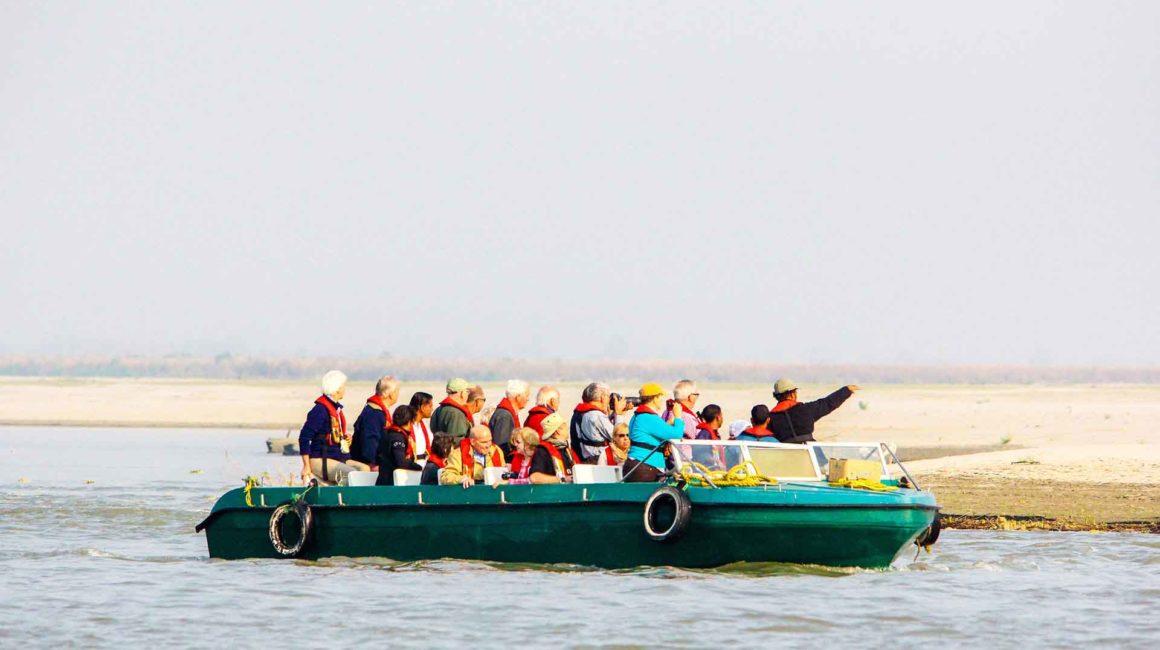 Experience Boat Safari Kaziranga Range Assam