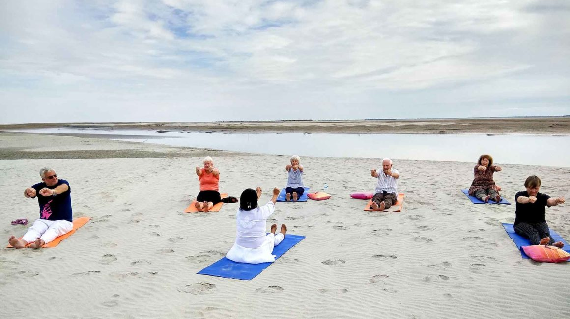 Experience Yoga on the Deserted Island Assam