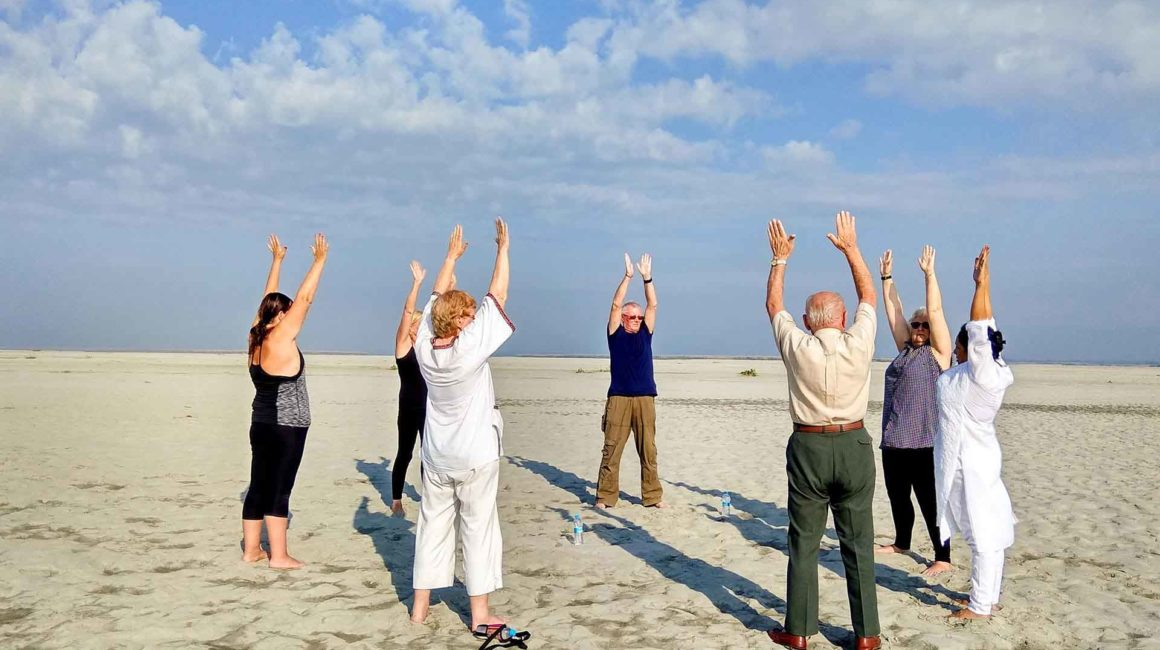 Experience Yoga on the Deserted Island Assam (4)