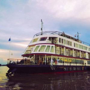 Take The MV Mahabaahu Cruise To The Brahmaputra River In India