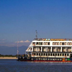 First-Ever Indo-Bangladesh Cruise Ship Starts Its Voyage On Brahmaputra