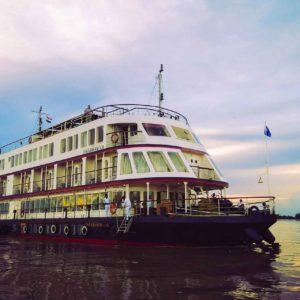 First Indo-Bangla River Cruise Sets Sail On Brahmaputra