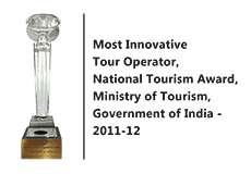 Most Innovative Product 2011-12 – National Tourism, Government of India