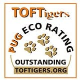 "TOFT PUG Eco ""Excellent Rating"""