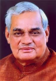 Atal Bihari Vajpayee, Prime Minister of India