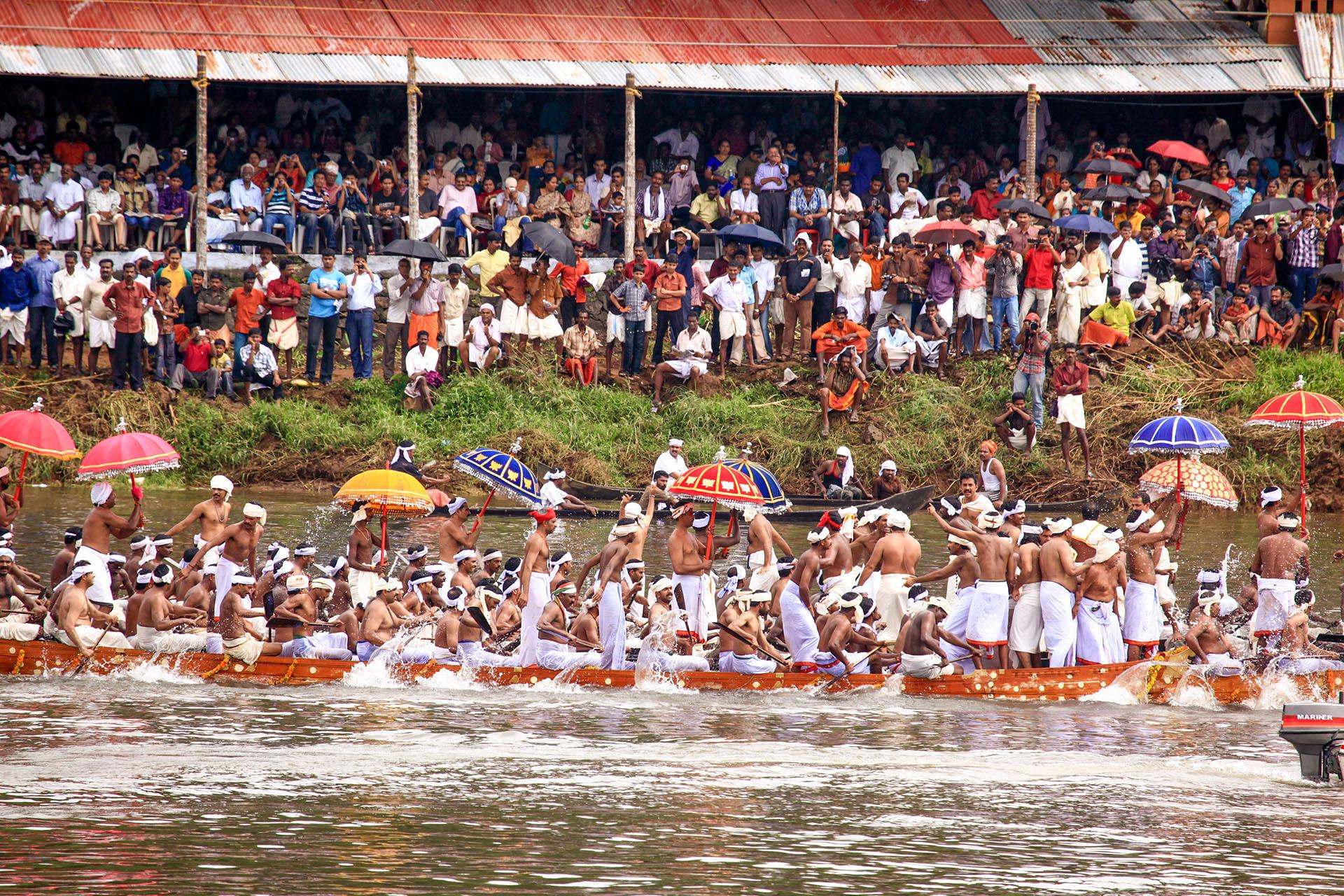 Boat Race Aranmula Kerala