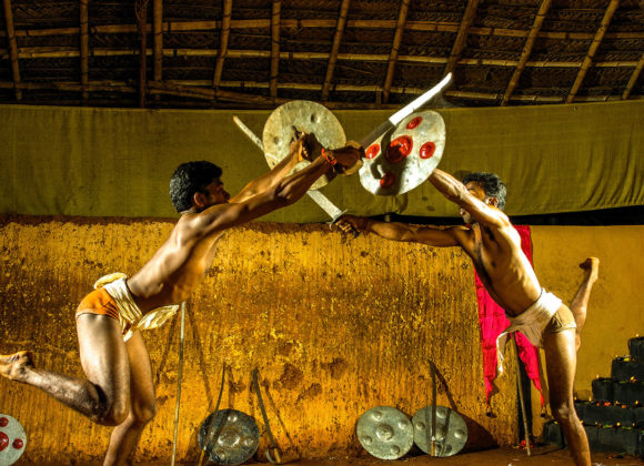 Kalaripayattu, A Traditional Martial Arts Performance