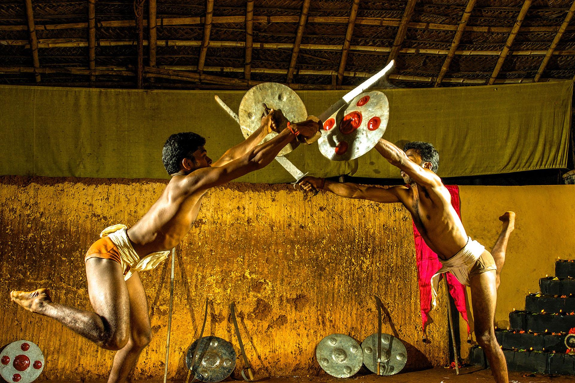 Kalaripayattu Martial Arts Kerala