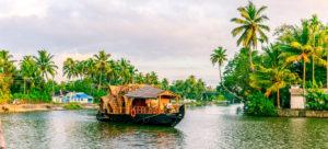 RV SauverNigam Backwater River Cruise Kerala