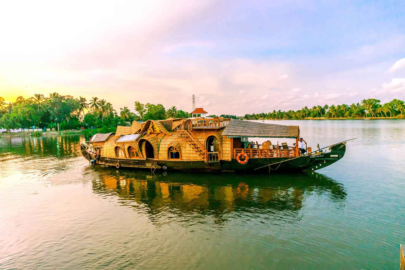 RV SauverNigam Backwater River Cruise