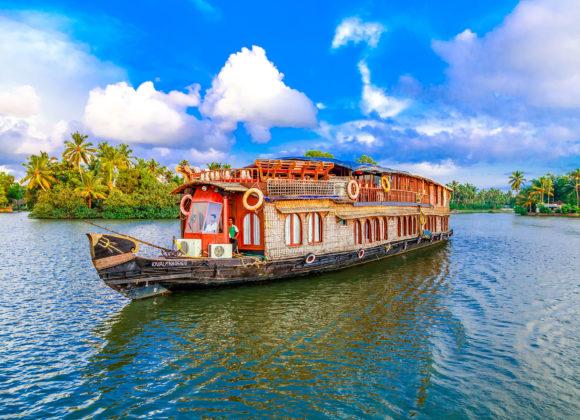 Far Horizon Tours Launches Longest Kerala Backwaters Cruise