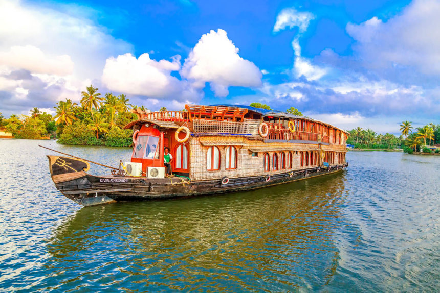 India's Beautiful Backwaters Open Up To Luxury Seven-Night Cruises