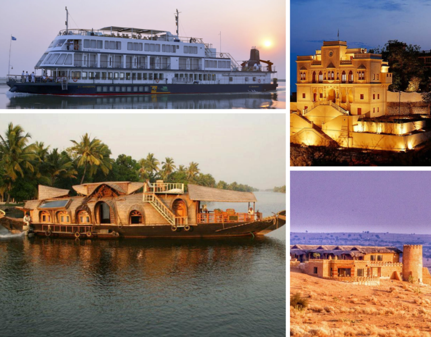 5 Luxurious Experiences In India