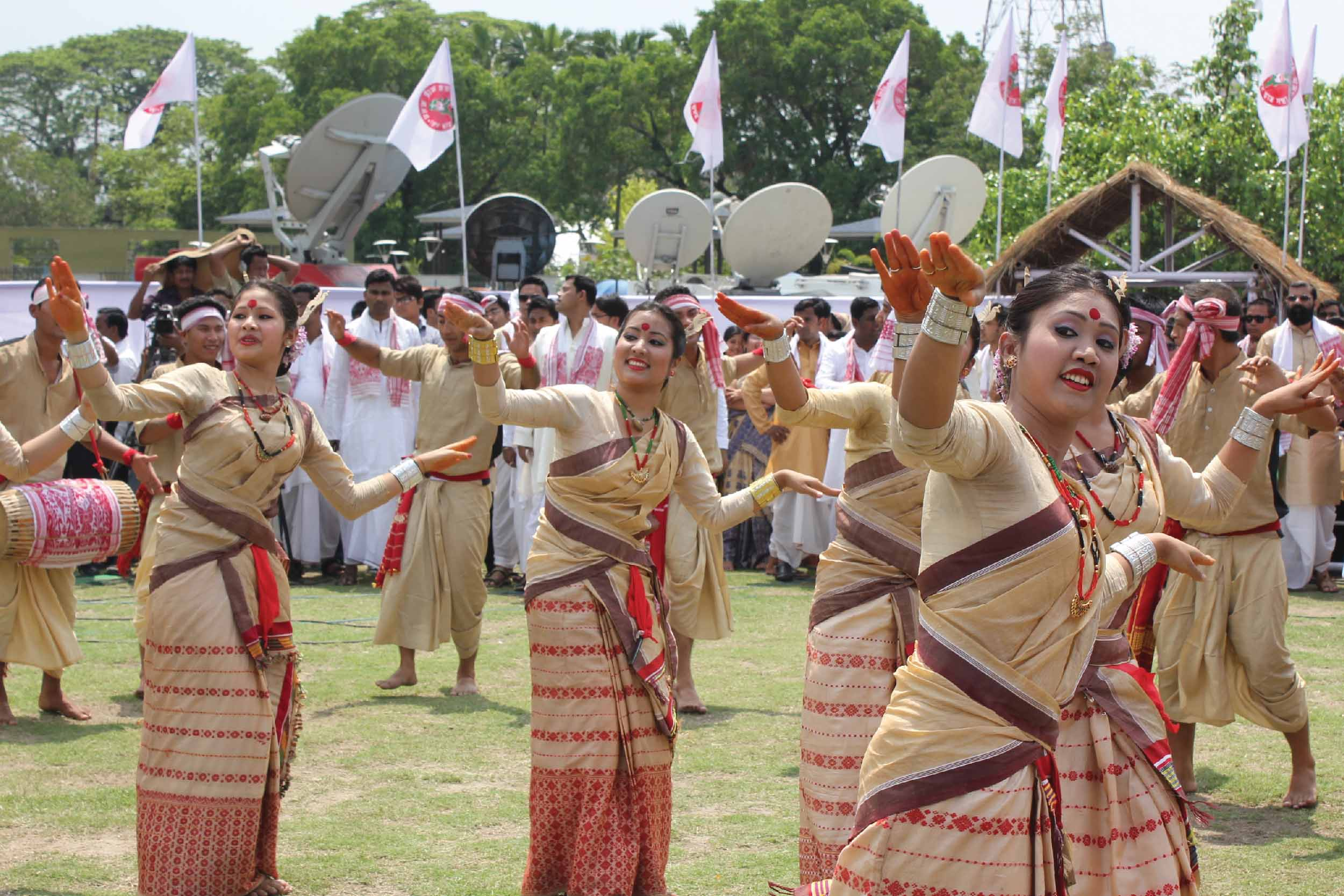 Bihu Dance Assam