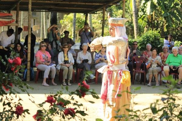 Dance Majuli Assam
