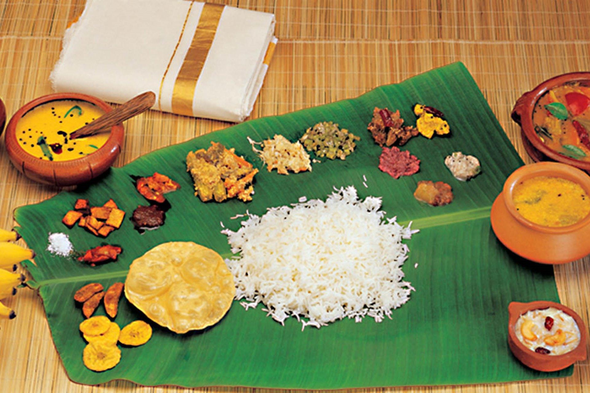 Sadya Kerala Cuisine