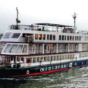 Bangladesh- MV Mahabaahu, First Indo-Bangla Cruise Sets Sail On Brahmaputra