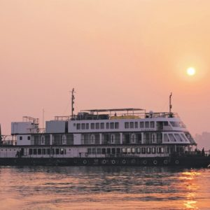 Assam-Bangla Luxury Cruise Ship To Boost Tourism
