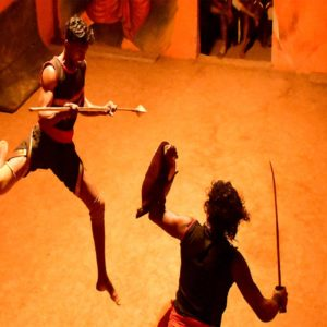 The Ancient Art of Kalaripayattu