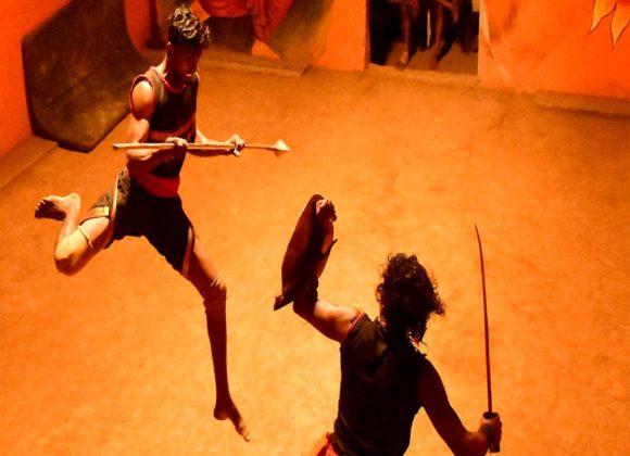 The Ancient Art of Kalaripayattu