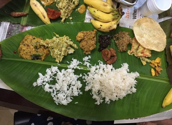 Sadhyas – The Fabulous Feasts Of Kerala
