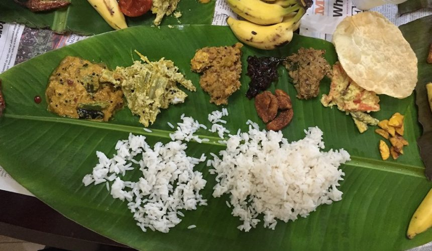 Sadhyas – The Fabulous Feasts Of Kerala