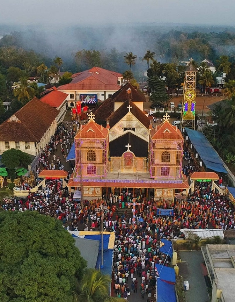 The Syrian Christians Of Kerala – Harmony In History And Culture
